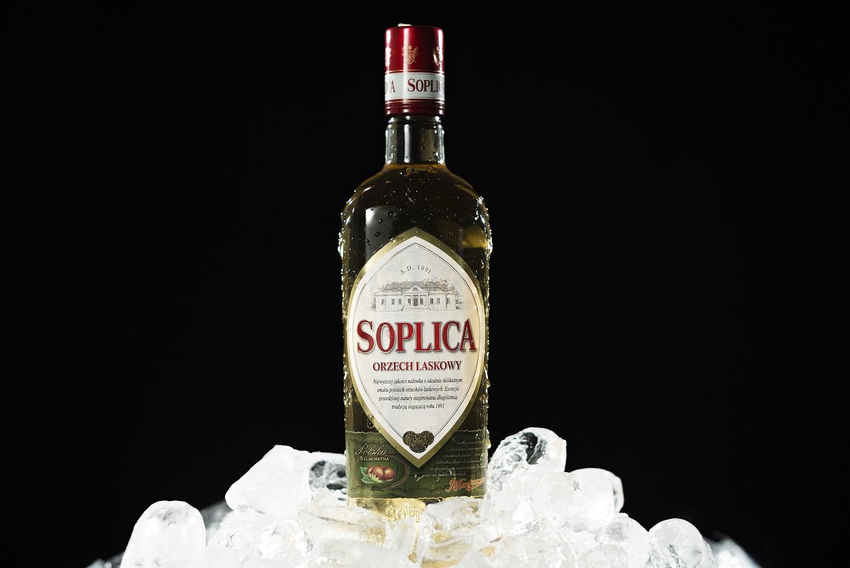 Liqueurs de vodka Soplica